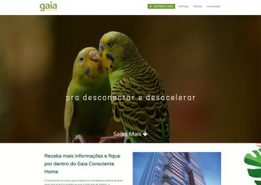 Gaia Consciente Home